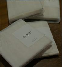 写真:布巾