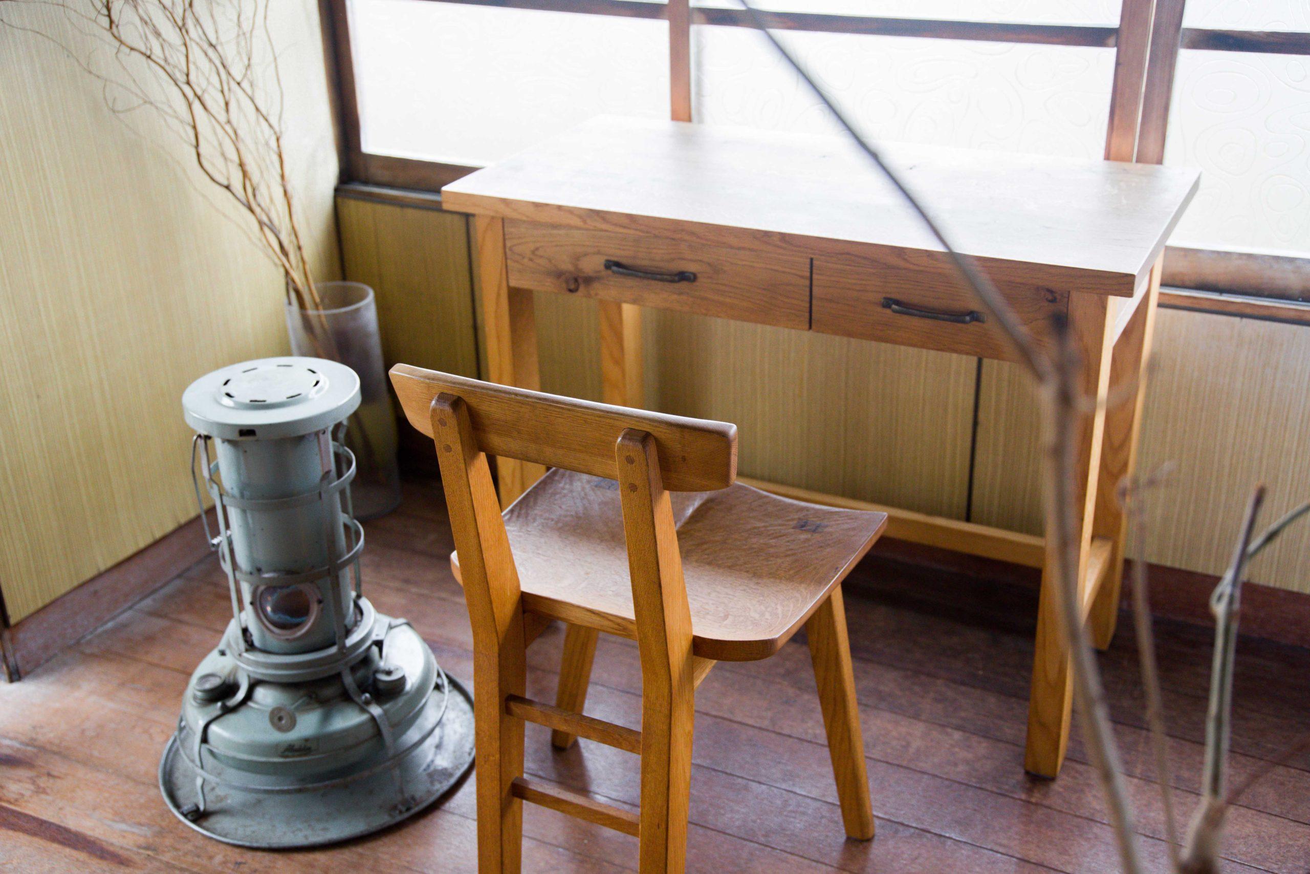 オーダーメイドの家具